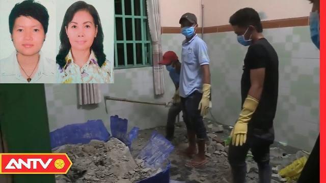 Bắt 4 phụ nữ trong nghi án giết 2 thanh niên, đổ bê tông tại Bình Dương