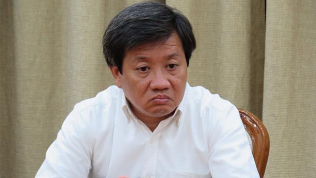 Ông Đoàn Ngọc Hải nộp đơn xin từ chức sau khi bị điều chuyển công tác