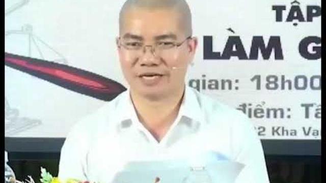 Nguyễn Thái Luyện gây phẫn nộ: Học ngu làm công an xã, học côn đồ làm chủ tịch xã