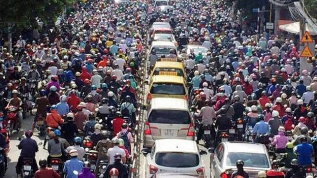 Ô tô, xe máy vào nội đô Hà Nội phải nộp phí