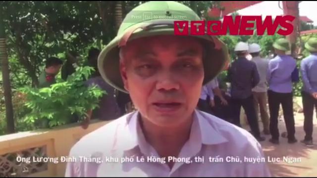 Bố đẻ của 2 quán quân Sao Mai chia sẻ về việc gia đình bị cưỡng chế đất