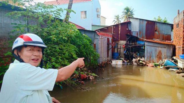 """""""Thủ phạm"""" gây nên cảnh ngập lụt chưa từng có ở Phú Quốc"""