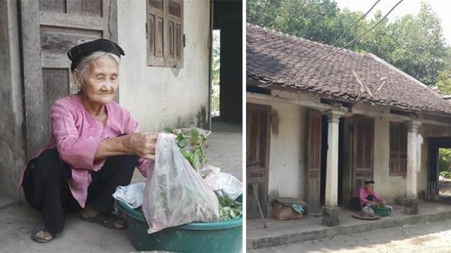 Cụ bà 80 tuổi ở Thanh Hóa xin ra khỏi hộ nghèo