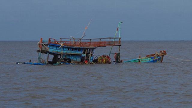 Gặp thuyền trưởng tàu cá bị nạn ở Hoàng Sa mà tàu Trung Quốc đã từ chối cứu hộ