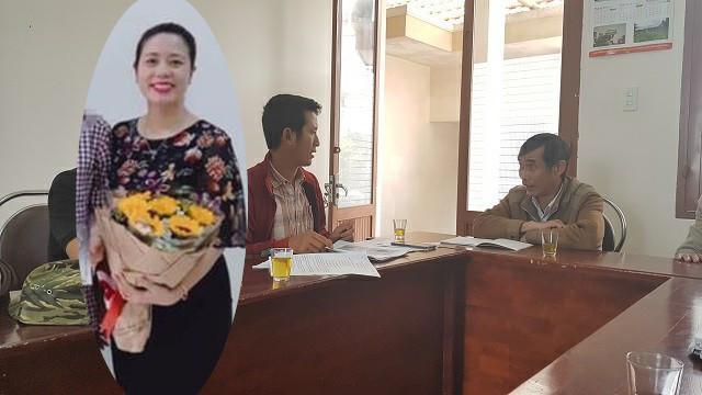 Đảng ủy phường 4, Đà Lạt đã ký xác nhận lý lịch cho bà Ái Sa