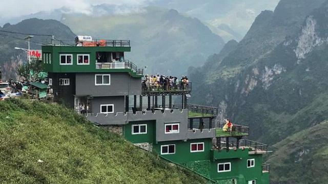 Chủ Mã Pì Lèng Panorama: 'Tôi xây nhà không hề vụng trộm'