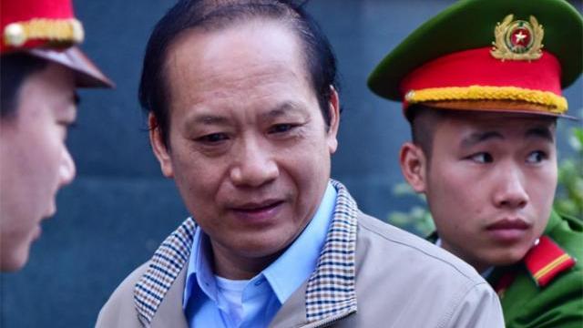 Ông Trương Minh Tuấn khai về việc bị chỉ đạo đưa vụ mua AVG vào 'tài liệu mật'