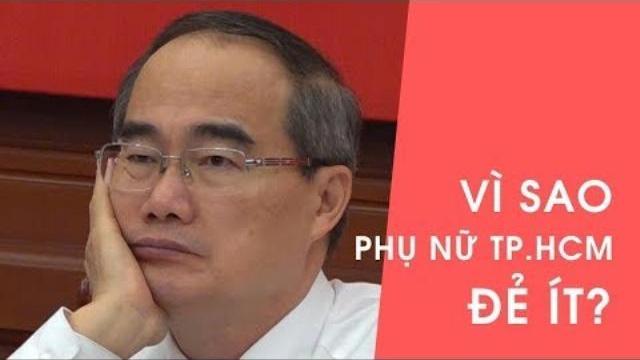 Ông Nguyễn Thiện Nhân- 'Tại sao phụ nữ TP.HCM đẻ ít'.mp4