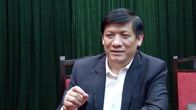 """Thứ trưởng Bộ Y tế Nguyễn Thanh Long khẳng định """"Ngay bây giờ cuộc sống người dân đã trở lại bình thường"""""""