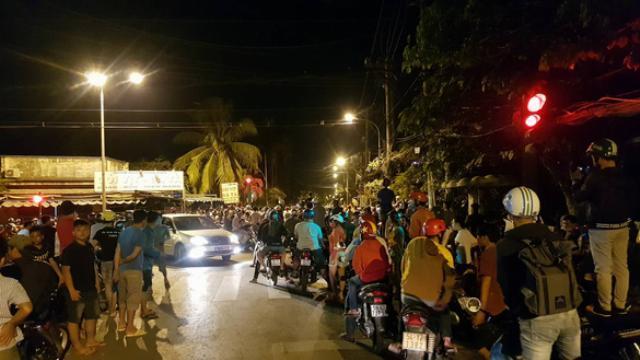 Tuấn 'khỉ' đã bị bắn hạ, hàng trăm cảnh sát được huy động trong đêm