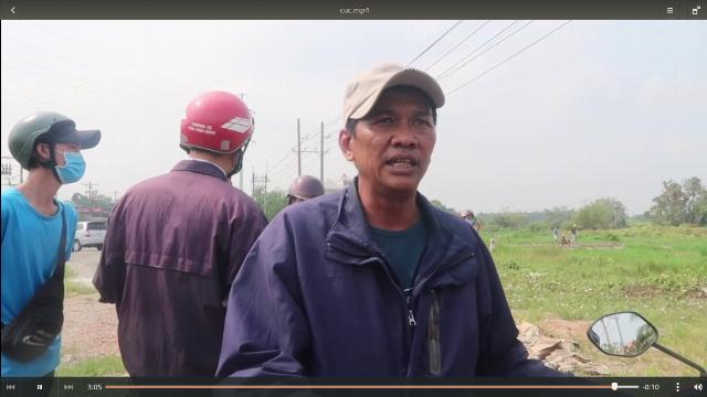 """Video người đàn ông kể về những cực khổ khi theo dõi vụ án Tuấn """"khỉ"""""""