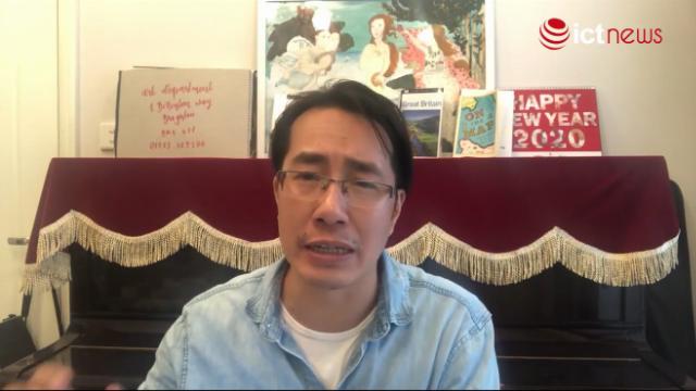 Nhà báo Trương Anh Ngọc chia sẻ vấn nạn fake news và cách đối phó