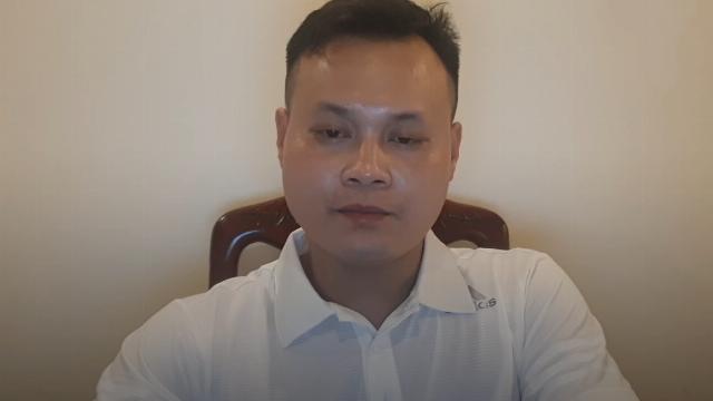 Con trai chủ công ty Lâm Quyết - đang làm công an tố bị đàn em Đường Dương đuổi đánh
