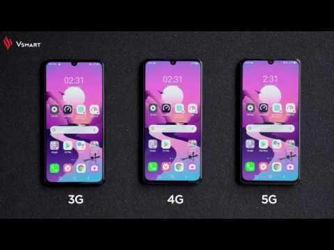 Aris 5G speedtest - Vinsmart thử nghiệm smartphone 5G đầu tiên tại Việt Nam