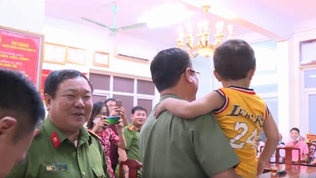 Giải cứu an toàn cháu bé bị bắt có tại TP Bắc Ninh