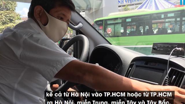 Ông Đoàn Ngọc Hải bất ngờ làm tài xế xe cứu thương, đưa người nghèo về quê