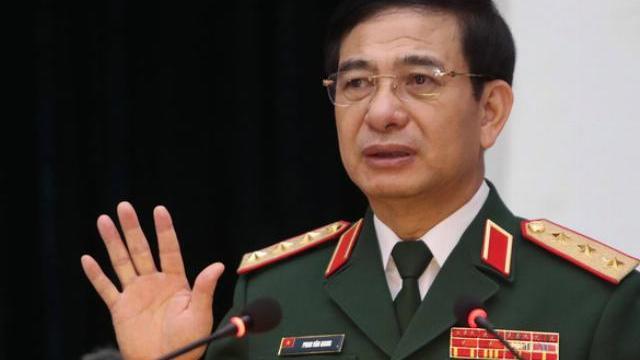Tướng Phan Văn Giang thông tin về vụ sạt lở núi ở Quảng Trị, sáng 18/10