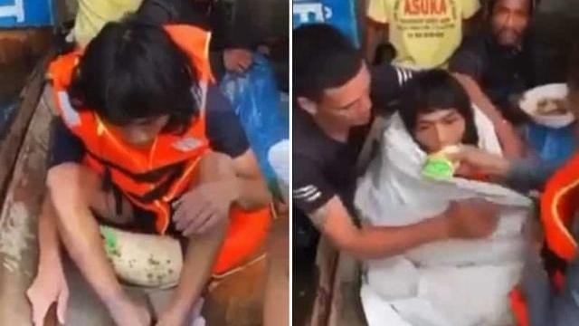 Ám ảnh người đàn ông dầm mình trong nước lụt, 11 ngày không có miếng ăn