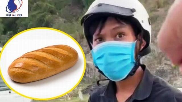 Anh công nhân trong vụ 'bánh mì không phải thực phẩm' chống đối lực lượng làm nhiệm vụ